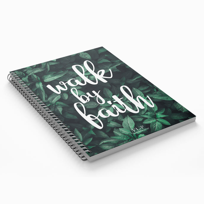 FL;P - Walk By Faith Journal