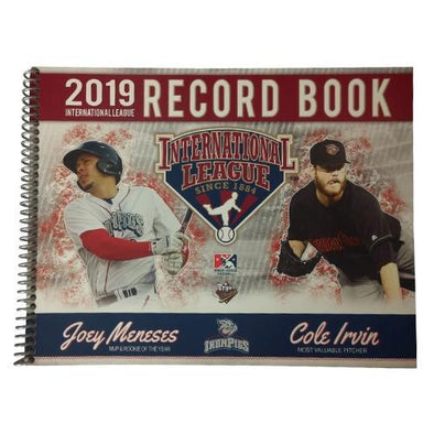 Indianapolis Indians 2019 International League Record Book
