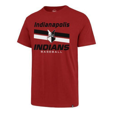 Indianapolis Indians '47 Red PowerMove SuperRival Tee