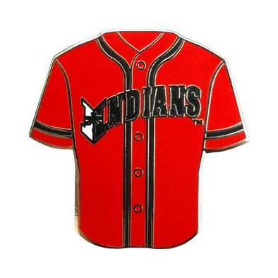 Indianapolis Indians Red Jersey Lapel Pin