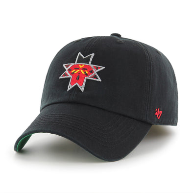 Indianapolis Indians '47 Black Official Logo Franchise Cap