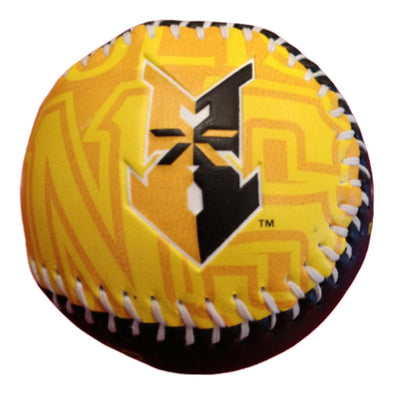 Indianapolis Indians Black/Gold Muted Baseball