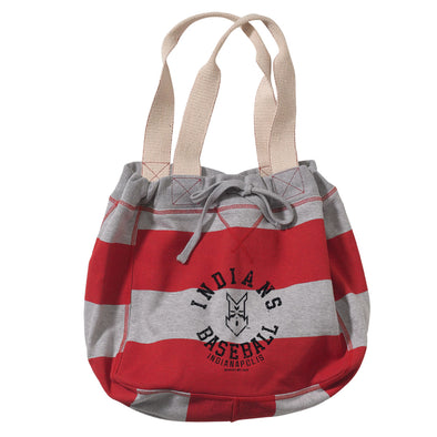 Indianapolis Indians Crimson Beachcomber Bag