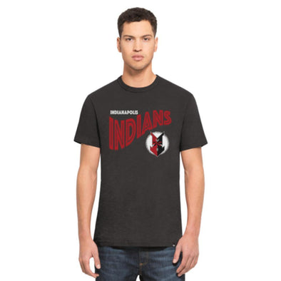 Indianapolis Indians '47 Graphite Crosstown Scrum Tee