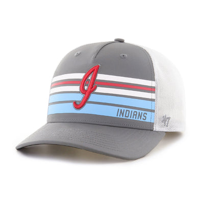 Indianapolis Indians '47 Grey Altitude MVP Adjustable Cap