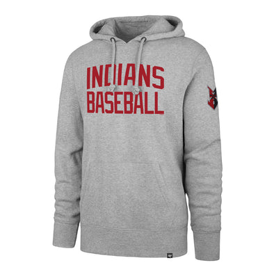 Indianapolis Indians '47 Grey Gamebreak Headline Hood