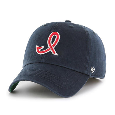 Indianapolis Indians '47 Navy 50's/60's Franchise Cap