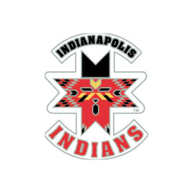 Indianapolis Indians Official Logo Lapel Pin