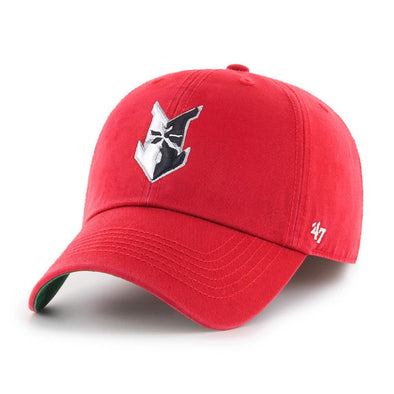 Indianapolis Indians '47 Red Batting Practice Franchise Cap