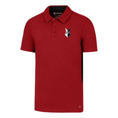 Indianapolis Indians '47 Red Forward Polo
