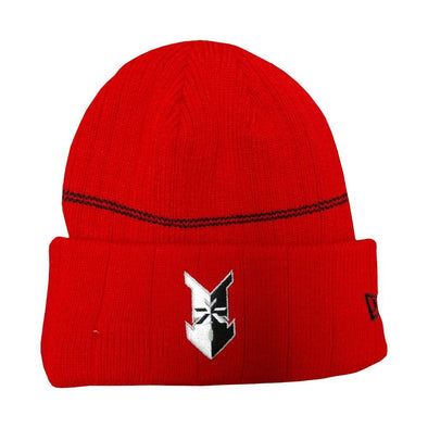 Indianapolis Indians Red Performance On-Field Knit Cap