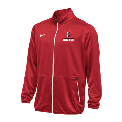Indianapolis Indians Scarlet Nike Rivalry Jacket