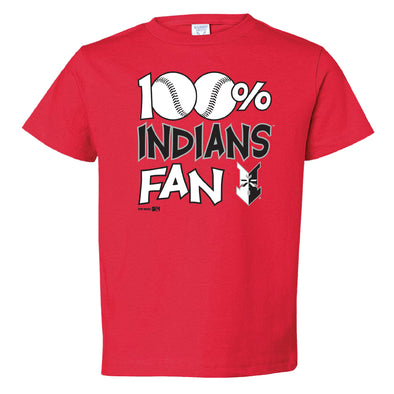 Indianapolis Indians Toddler Red Devoted Tee