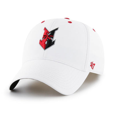 Indianapolis Indians '47 White St. Judge Clean Up Adjustable Cap