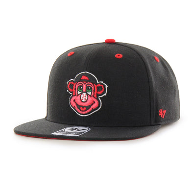Indianapolis Indians '47 Youth Vow Captain Snapback Adjustable Cap