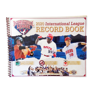 Indianapolis Indians 2020 International League Record Book