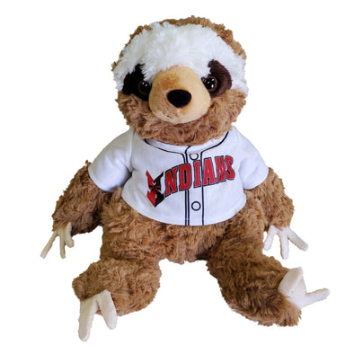 Indianapolis Indians Plush Sloth Cuddle Buddy