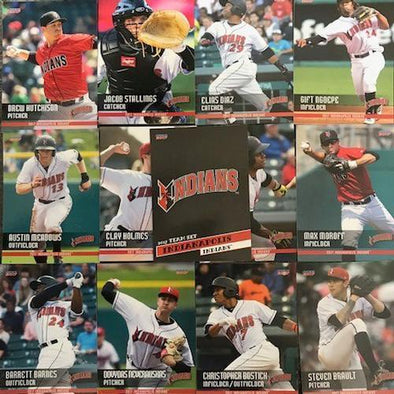 Indianapolis Indians 2017 Team Card Set