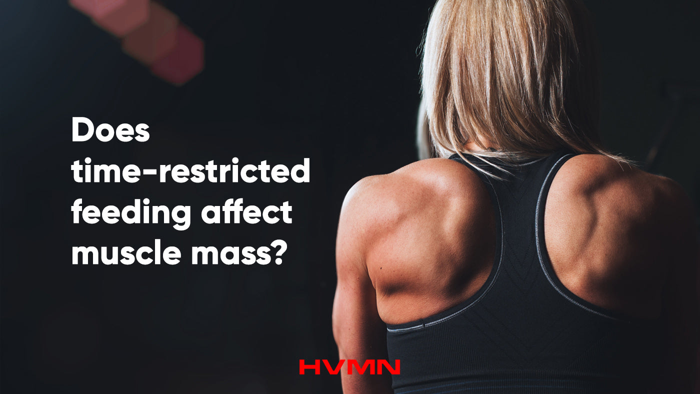 Does fasting affect muscle mass?