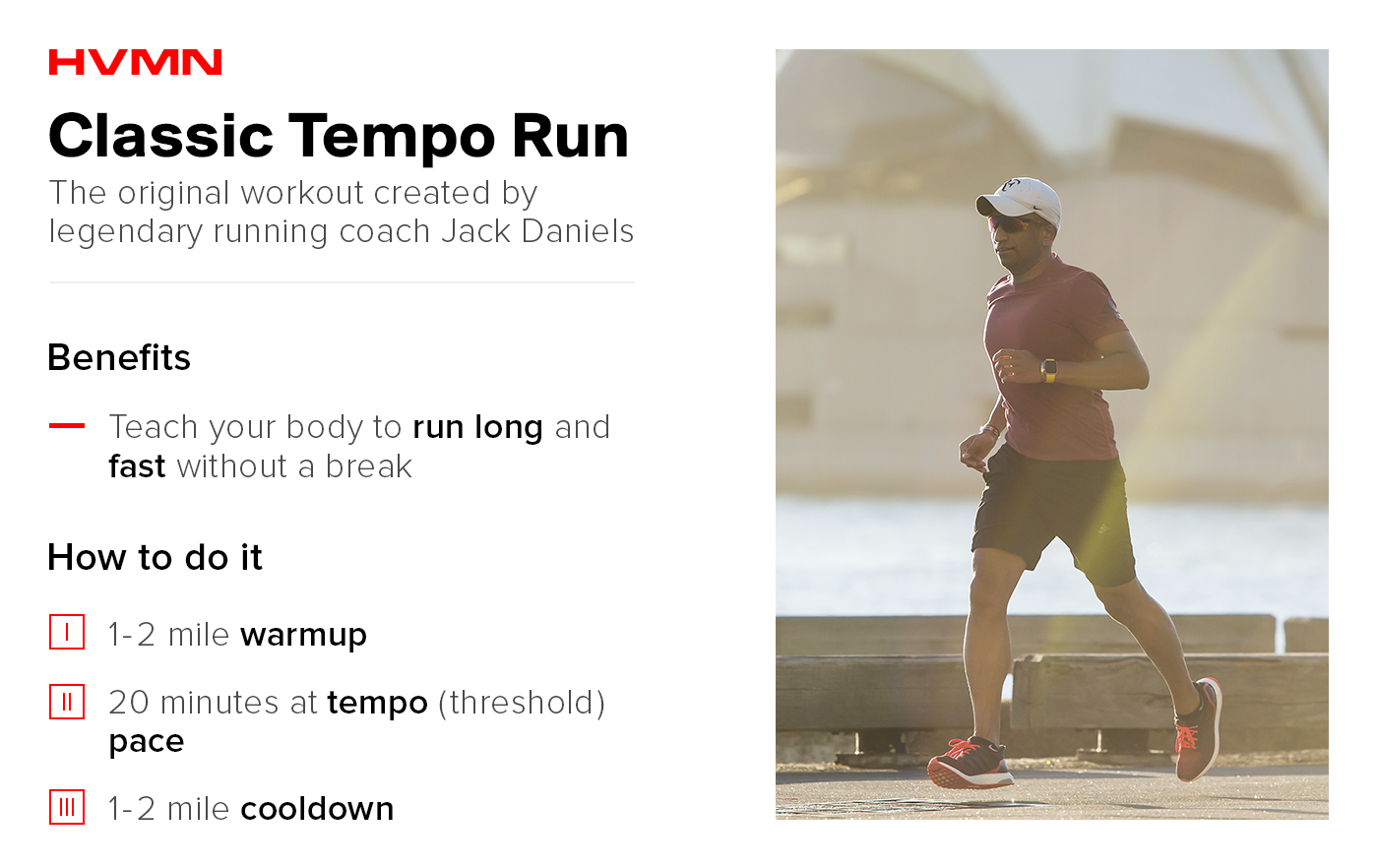 Tempo runs are one great workout to add to your marathon training plan.