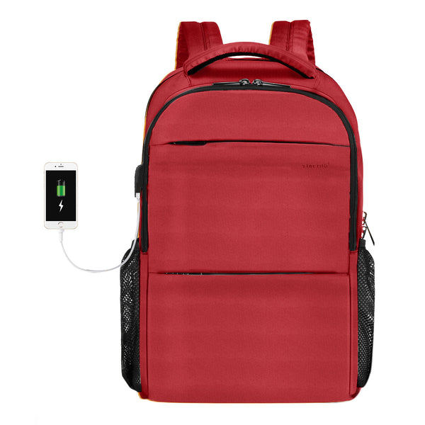 Tigernu T-B3032D Anti theft 15.6   College student Colorful Laptop Men Women Unisex Backpack Bag