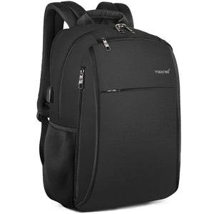 "TigerNu Anti-Theft 15.6"" Laptop Mens Women Business  School Backpack Bag T-B3221A"