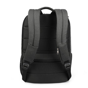"TigerNu T-B3533 15.6"" Anti-Theft Laptop Men Women Business Backpack Bag w/LOCK"
