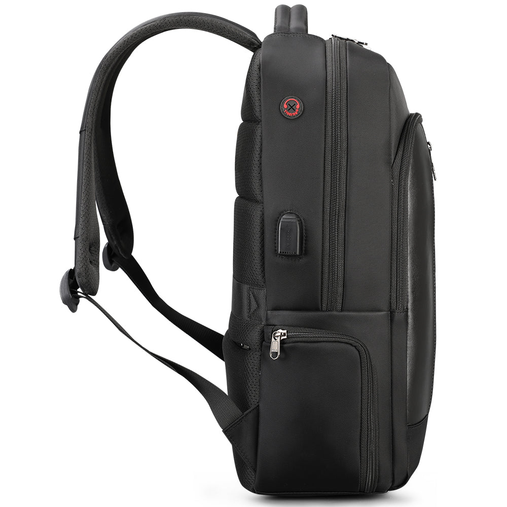 "Tigernu T-B3668 15.6"" RFID Laptop School Business Mens Women Backpack Bag w/LOCK"