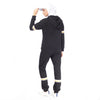 ATTIQA ACTIVE,  SPORTY GO-H  (BLACK) TRAINING SET
