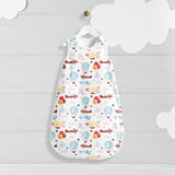 NEENAABOOBOO SLEEP SACK - BIG PLANES