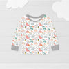 NEENAABOOBOO Sweatshirt - CARTOON DINO