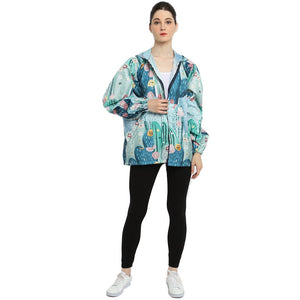 RAGAREADY, POWERWONDER Windbreaker Jacket - GENIA