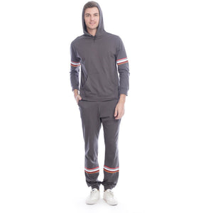 RAGAREADY,  SPORTY GO MENS (GREY) TRAINING SET