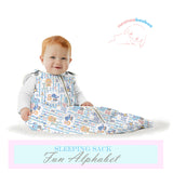NEENAABOOBOO, SLEEP SACK FUN ALPHABET