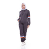 ATTIQA ACTIVE,  SPORTY GO-H  (GREY) TRAINING SET