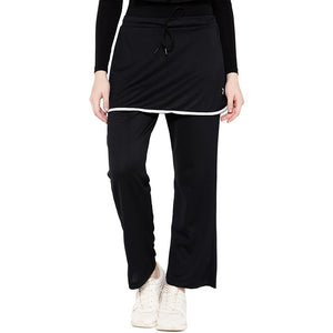 ATTIQA ACTIVE,  2 IN 1 SKIRT PANTS SPORT WEAR