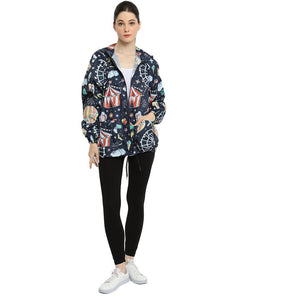 RAGAREADY, POWERWONDER Windbreaker Jacket - JOCASTA