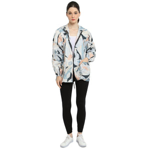 RAGAREADY, POWERWONDER Windbreaker Jacket - LANNA
