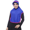 ATTIQA ACTIVE,  LONG RUNNER SPORT HIJAB (MARINE BLUE)