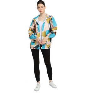 RAGAREADY, POWERWONDER Windbreaker Jacket - ODELE