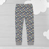 NEENAABOOBOO Trouser Pants | PLANES GREY