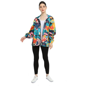 RAGAREADY, POWERWONDER Windbreaker Jacket - REINA
