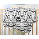 NEENAABOOBOO, LITTLE STARWARS BLANKET
