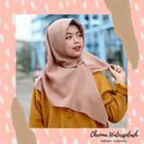 WANDAKIAH CHROMA 2.0, Lasercut Finishing : CREAMY CARAMEL