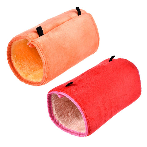 Warm Fleece Tube for Pet