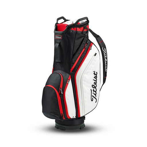Titleist Lightweight Cart Bag Svart/Röd/Vit