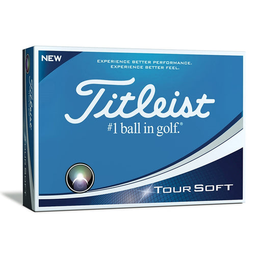 Titleist TourSoft