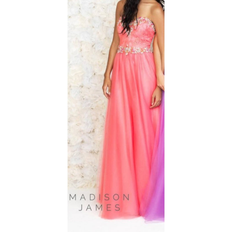 Madison James Soft A-Line Dress - Size 2