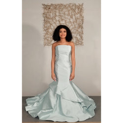 Andrea & Leo Couture Mermaid Dress - Size 14