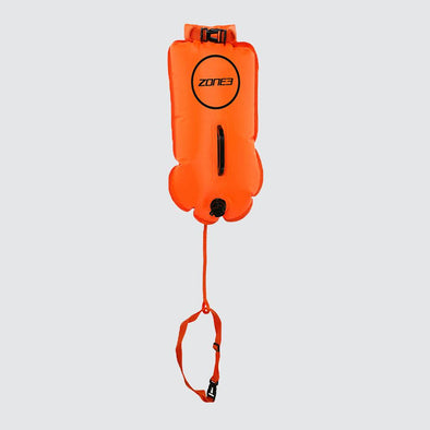Zone 3 Swim Safety Buoy & Dry Bag 28L